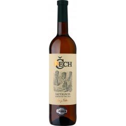 Sauvignon, kabinetní víno 2018, č.š. 4318B, polosuché