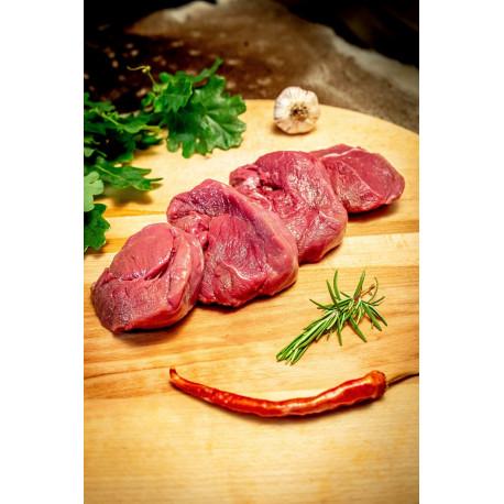 Steak krájené